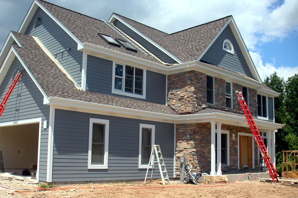 Pictures Of Cape Cod Homes With Veneer Stone And Vinyl
